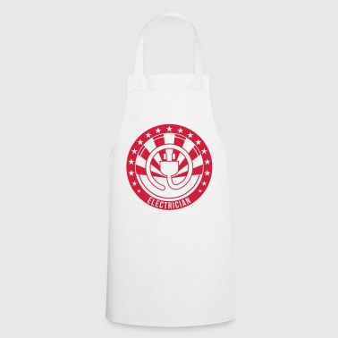 Electrician / Electricity / Electricien / Electric - Cooking Apron