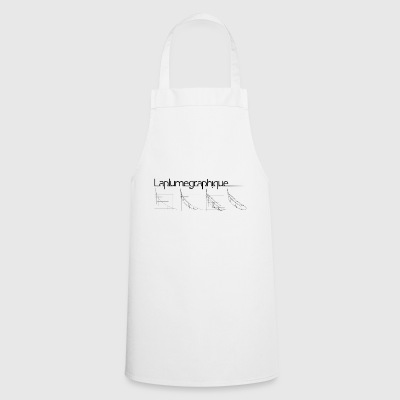 The graphic pen - Cooking Apron