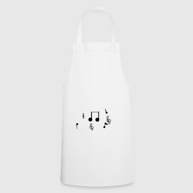 music - Tablier de cuisine