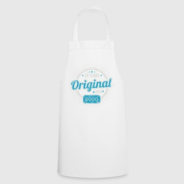 70th Birthday / Years: Original since 1948 Gift - Cooking Apron