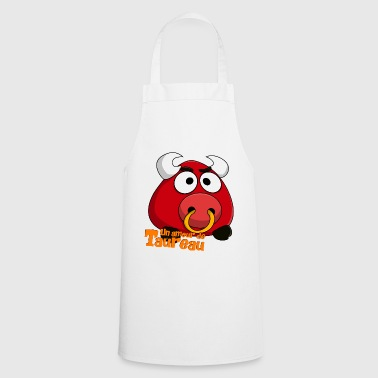 A Taurus Love - Cooking Apron