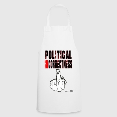 Lokey Games Official Political Incorrectness - Cooking Apron
