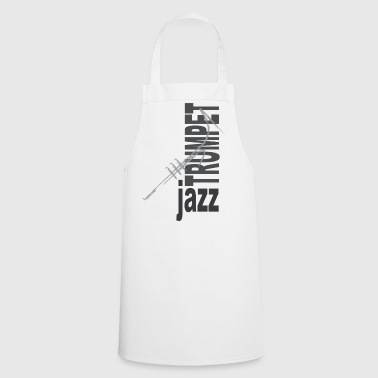 Jazz Trumpet - Cooking Apron