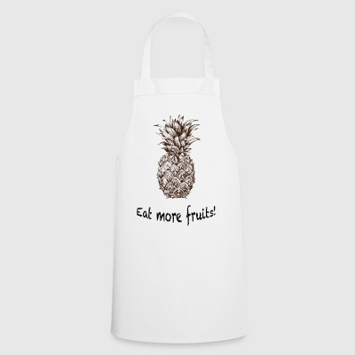 Eat more fruits! - Cooking Apron