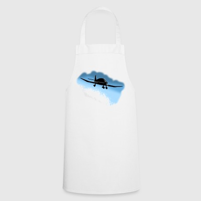 Dr400 sky - Cooking Apron