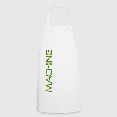 MACHINE - Tablier de cuisine