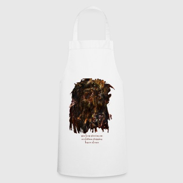 Layerman text - Cooking Apron