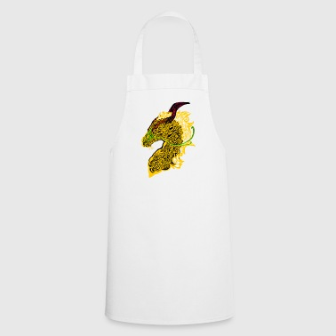 dragon's head - Cooking Apron