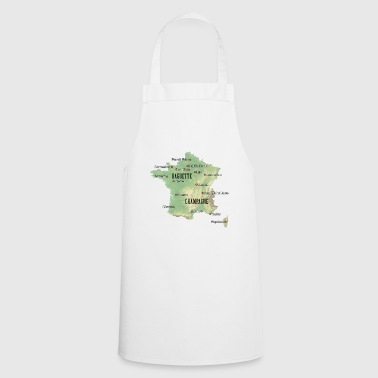 France Atlas - Cooking Apron