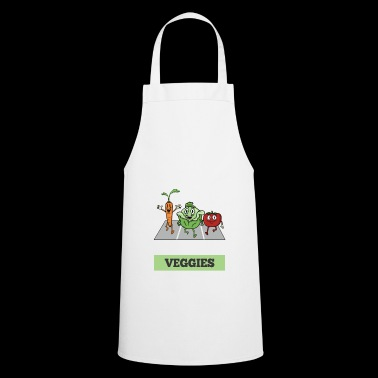 vegetables vegetarian new vegan vegetables tomato new - Cooking Apron