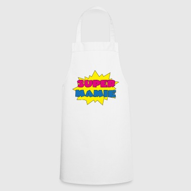 Super mamie - Cooking Apron