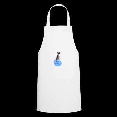The Dog of Wisdom! - Cooking Apron