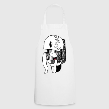 son of the moon - Cooking Apron