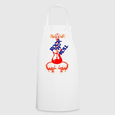 Rock N Roll - Cooking Apron