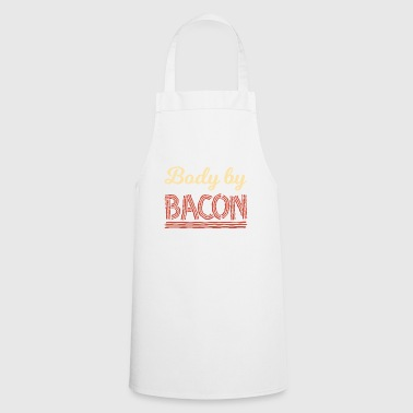 Funny Bodysuit by Bacon Shirt - Cooking Apron