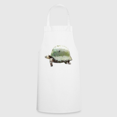 TORTUGA MILITARY HELMET - Cooking Apron