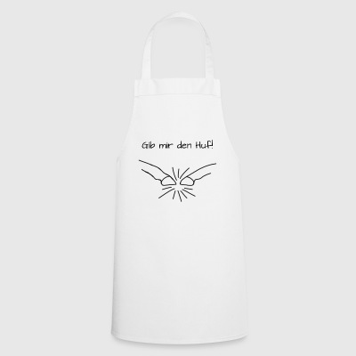 Give me the hoof! - Cooking Apron