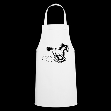 Galloping horse - Cooking Apron