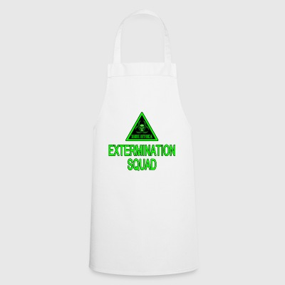 Zombie Outbreak Extermination Squad - Cooking Apron