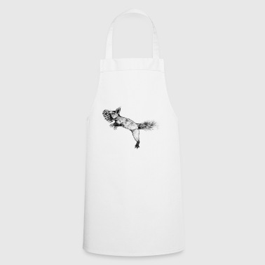 Jumping squirrel - Cooking Apron