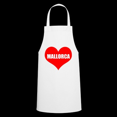 malls heart - Cooking Apron