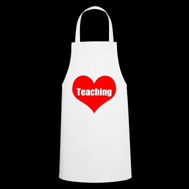 teaching - Cooking Apron