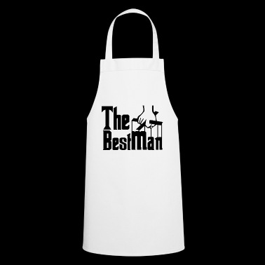 The Best Man. Stag Night. Stag Party. Bestseller. - Cooking Apron