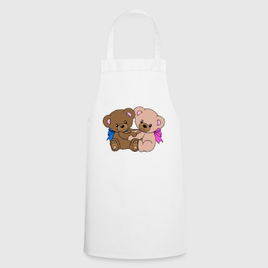 Teddy bears - Cooking Apron