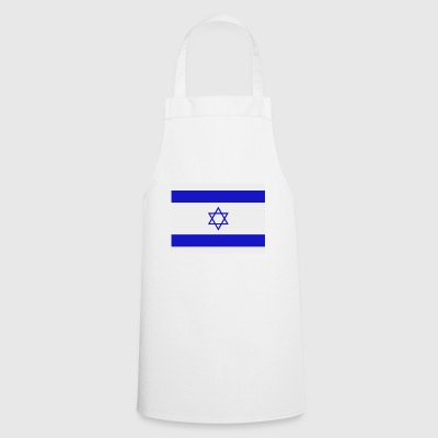 israel flag - Cooking Apron