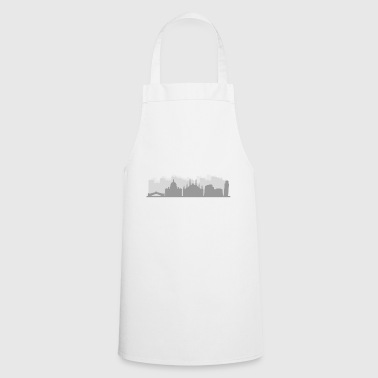skyline italy - Cooking Apron
