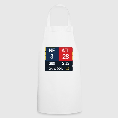 New England comeback - Cooking Apron