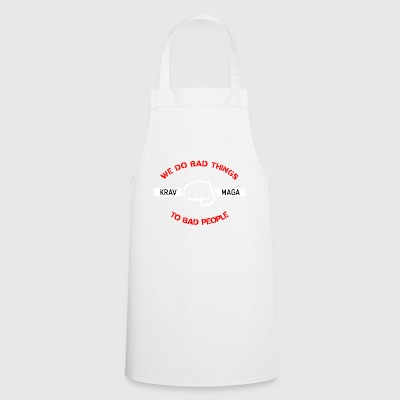 Krav Maga - Self Defense Defense Training - Cooking Apron