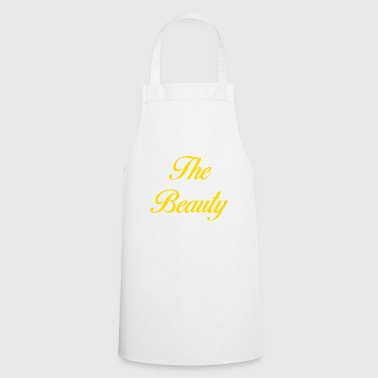 The beauty - Cooking Apron