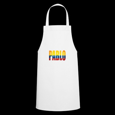 PABLO Colombia - Cooking Apron