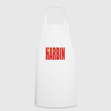 HARBIN CHINE - Tablier de cuisine
