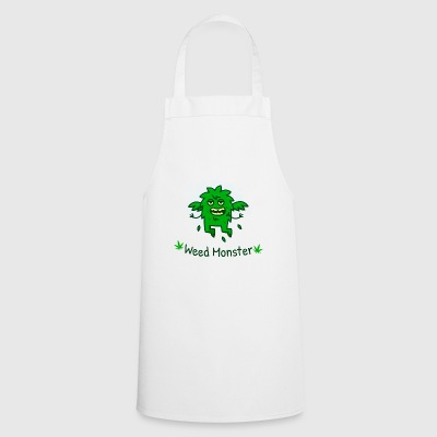 Weed Monster - Cooking Apron