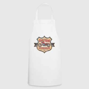 Custom Motorcycles - Cooking Apron