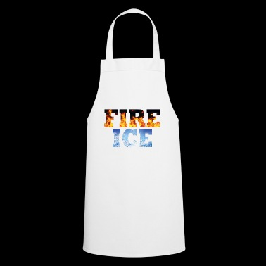 Ice and Fire - Cooking Apron