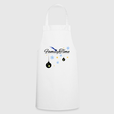FamilyTime, Star Edition - black - Cooking Apron