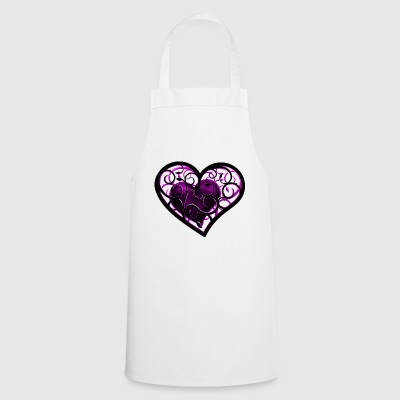Heart ornament - Cooking Apron