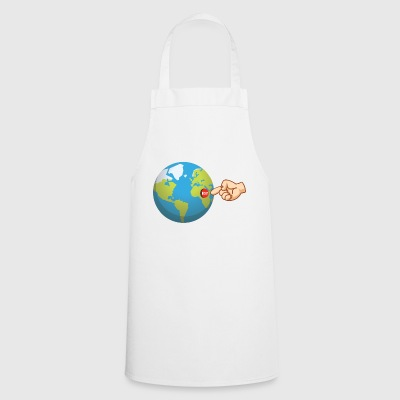 Reset the world! Reset the world! restart - Cooking Apron