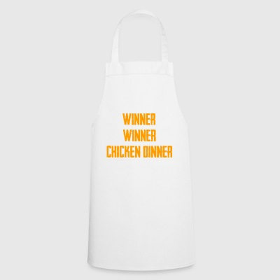 WINNER WINNER CHIKEN DINNER - ArtWork - Cooking Apron