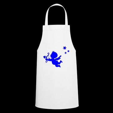 blue cupid - Cooking Apron