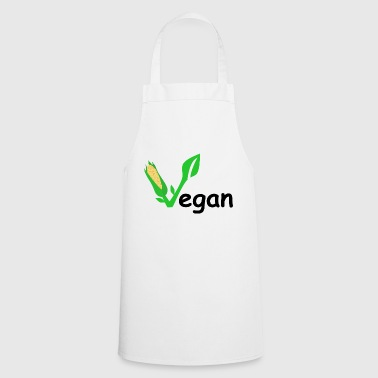 Veggie Vegan Vegetariana idea de regalo - Delantal de cocina