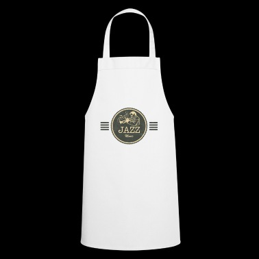 Jazz music gift for jazz fans - Cooking Apron