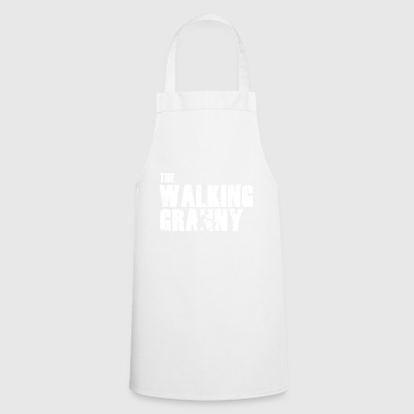 The Walking Granny | OMA | grandmother - Cooking Apron