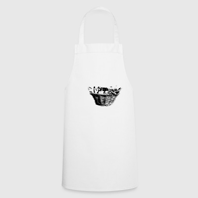 fruit basket - Cooking Apron