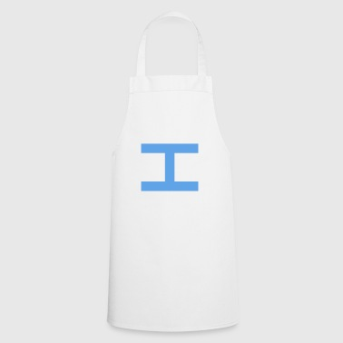 Helicopter landing pad - Cooking Apron
