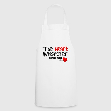 the heart whisperer - Cooking Apron