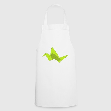 origami paper plane paper airplane47 - Cooking Apron